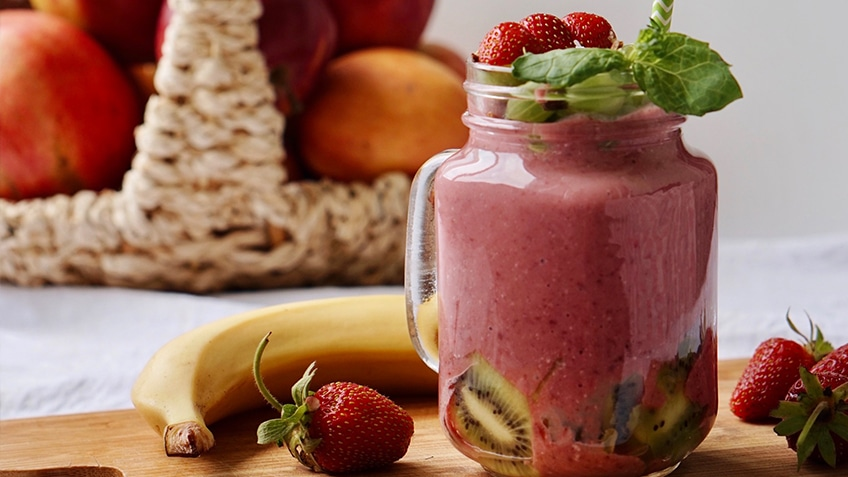 Berry Workout Smoothie