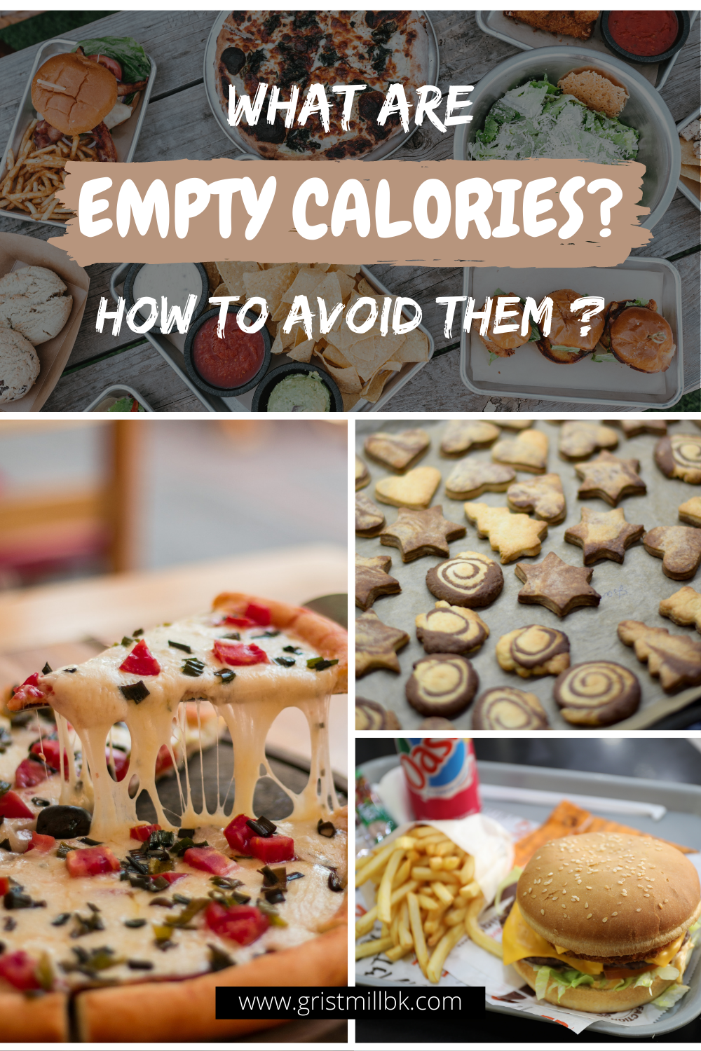 What are empty calories