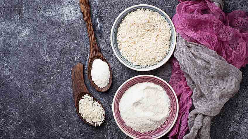 best substitutes for sweet rice flour