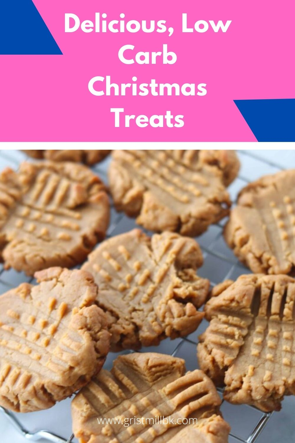 9 delicious, low carb christmas treats