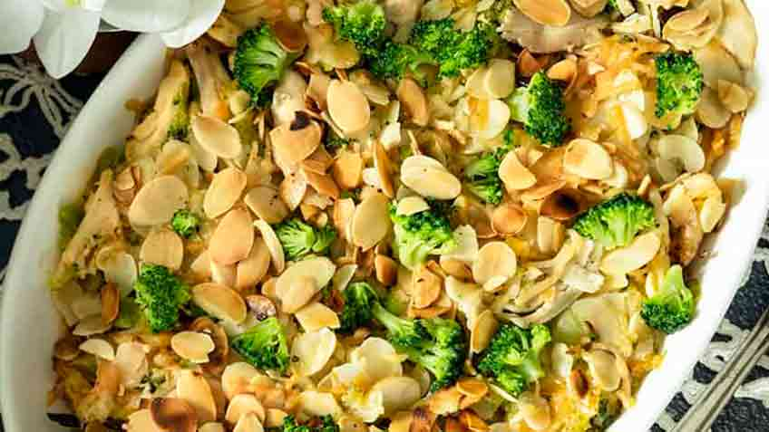 healthy & delicious keto and low carb casseroles